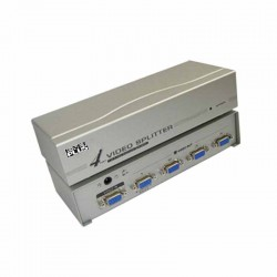 اسپلیتر VGA چهار پورت کی نت پلاس مدل