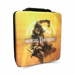 کیف حمل ضد ضربه برای پلی استیشن 4 طرح Mortal Kombat