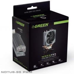 سیستم خنک کننده بادی گرین مدل NOTOUS 95PWM