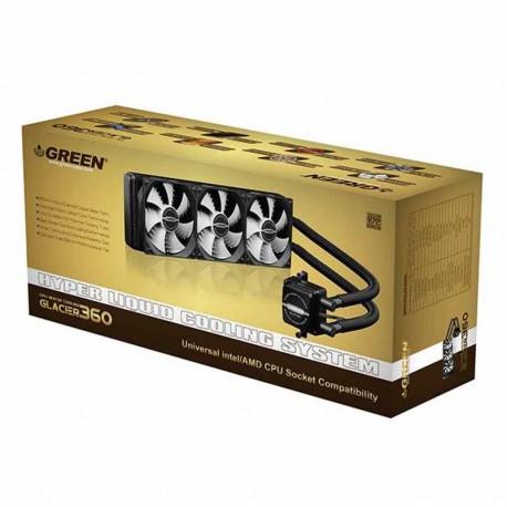 سیستم خنک کننده آبی گرین مدل GLC360A