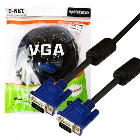 کابل D-NET VGA